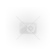 BACI Plus Size - oldalt csíkos necc harisnya (fekete)