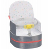 Badabulle On-the-Go 2 az 1-ben hordozható szék szürke