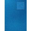 Baier & Schneider GmbH & Co.KG Heyda csillámkarton, A4, 200g/m2, pávakék