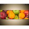 Balkys Trade Nyomtatott kép Gyümölcs és zöldség 90x30cm 1163A_3A