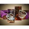 Balkys Trade Nyomtatott kép Kávészemekkel-teli zsákok 120x70cm 1420A_4AA