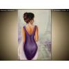 Balkys Trade Nyomtatott kép Párizsi séta 3122A_1S