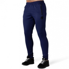 BALLINGER TRACK PANTS - NAVY BLUE/BLACK (NAVY BLUE/BLACK) [M]
