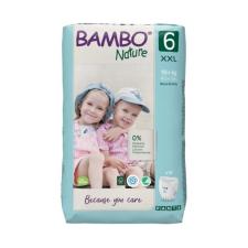 Bambo Nature Bugyipelenka 6, 18+ kg 18 db pelenka