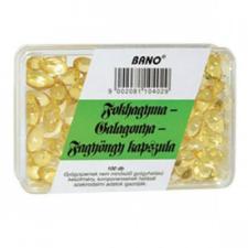 Bano Bánó fokhagyma-galagonya-fagyöngy kapszula vitamin és táplálékkiegészítő