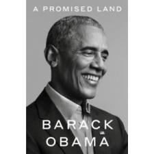 Barack Obama A Promised Land idegen nyelvű könyv