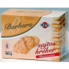Barbara Barabara gluténmentes sajtos kréker 180g