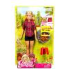 Barbie a tábortűz mellett