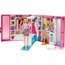 Barbie álom öltöző szoba babával barbie baba