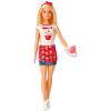 Barbie Cukrász baba