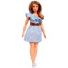Barbie Fashionistas: duci baba, csíkos ruhában