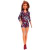 Barbie Fashionistas: latin baba virágos ruhában