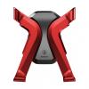 Baseus univerzális tartó állvány autóba Apple iPhone - piros