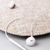 Baseus – vezetékes fülhallgató Ezüst
