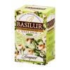Basilur Bouquet White Magic zöld filteres oolong zöld tea, 20 filter - 70154