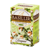 Basilur Tea Bouquet White Magic zöld tea, 20 filter