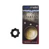 BathMate - Spartan szilikon erekciógyűrű (fekete)