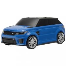 BAYO Autó és koffer 2in1 BAYO Range Rover SVR blue lábbal hajtható járgány