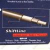 BBB BCB-52 ShiftLine váltóbowdenház, SP(hosszanti szál elhelyezkedés), átmérő:4mm, fekete