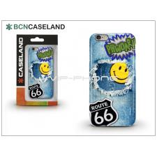 BCN Caseland Apple iPhone 6/6S hátlap - BCN Caseland Route 66 tok és táska