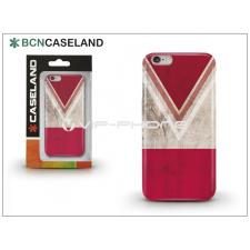 BCN Caseland Apple iPhone 6/6S hátlap - BCN Caseland V Neck Rojo - red tok és táska