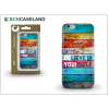 BCN Caseland Apple iPhone 7/iPhone 8 szilikon hátlap - BCN Caseland Be You