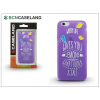 BCN Caseland Apple iPhone 7/iPhone 8 szilikon hátlap - BCN Caseland Lemons - purple
