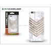 BCN Caseland Apple iPhone 7 Plus szilikon hátlap - BCN Caseland Wood N Marble