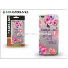 BCN Caseland Apple iPhone 7 szilikon hátlap - BCN Caseland Fierce - transparent