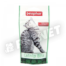 Beaphar Catnip Bits ropogós falatkák 35g jutalomfalat macskáknak