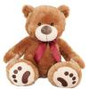 Bear Toys Beni maci - világosbarna mackó plüss figura (80/110 cm)