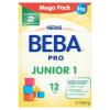 Beba Pro Junior 1 tejalapú anyatej-kiegészítő tápszer 12 hónapos kortól 1000 g