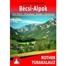 Bécsi-Alpok túrakalauz - Rother sport