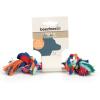 BEEZTEES játék rágókötél színes 50 g