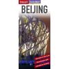Beijing (Peking) laminált térkép - Insight