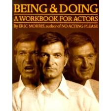Being and Doing – Eric Morris idegen nyelvű könyv