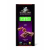 belga mogyorós tejcsokoládé, steviával (85 g)