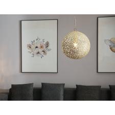 Beliani Arany és krémszínű design függőlámpa MURES világítás