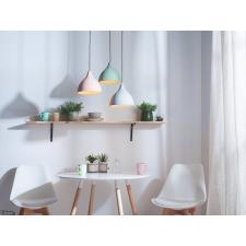 Beliani Trendi rózsaszínű mennyezeti függőlámpa LAMBRO világítás