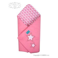 Belisima Hímzett pólya Belisima Csillag rózsaszín | Rózsaszín | pólya