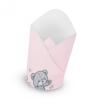 Belisima Kókusz pólya Belisima Teddy Bear rózsaszín
