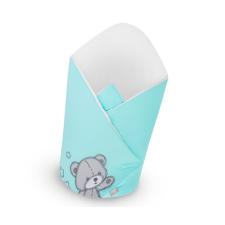 Belisima Kókusz pólya Belisima Teddy Bear türkiz pólya