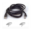Belkin UTP Patch Cable Cat5E 10m fekete (A3L791B10M-BLKS)
