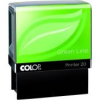 Bélyegző, szó, COLOP Printer IQ 20L Green Line, Fizetve
