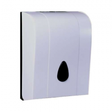 Bemeta HOTEL PROGRAM V-papírtörlő adagoló, fehér ABS világítás