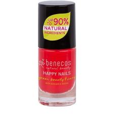Benecos Happy Nails Green Beauty & Care Hot Summer 5 ml körömlakk
