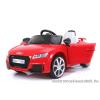 Beneo Elektromos kisautó Audi TT RS-Piros
