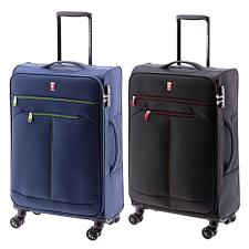 BENZI-BOSSANA-GLADIATOR Gladiator Wind négykerekű közepes bőrönd M M-4711 kézitáska és bőrönd