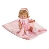 Berbesa | Áruk | Luxus spanyol baba-kisbaba Berbesa Amalia 35cm | Rózsaszín |