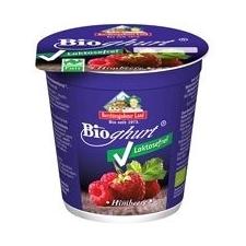 Berchtesgadener Land bio laktózmentes joghurt málna 150g biokészítmény